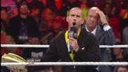 The Undertakerсе опитва да възвърне Paul Bearer's урна от Cm Punk: Raw, Март 25, 2013г.