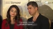 Йозджан Дениз, Айча и Шюкрю за « Extra Turki» Руски суб.