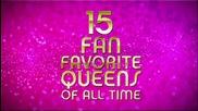 Rupaul's Drag Race: 15 Fan Favorite Queens of All Time