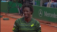 Monte Carlo 2015 - Gael Monfils's Fake & Bake Hot Shot