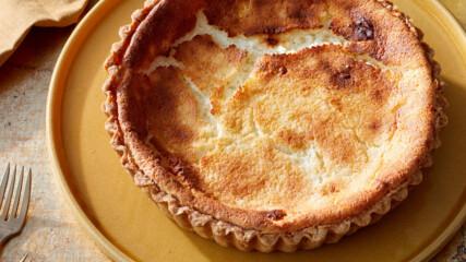 Сладък тарт с извара | Печивата на Марта | 24Kitchen Bulgaria