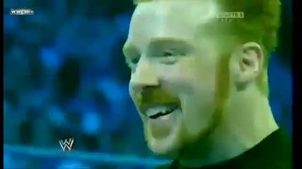 Sheamus The Celtic Warrior Promo