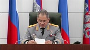 Syria: Shoigu pays tribute to Russian troops on Defender of the Fatherland Day
