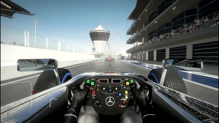 F1 2012 Demo Wet Test
