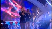 Mina Kostic - Bice mi svaka noc - Grand Show - (TV Grand 16.02.2015)