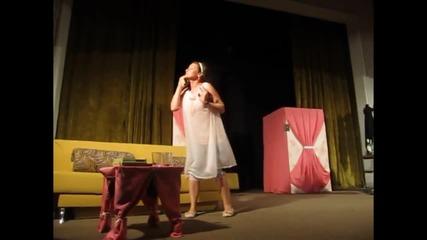 Театрална премиера на Анна Бижуто във Вършец - Іi част