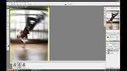Photoshop Урок 10 - Трептящ ефект Hd