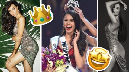 Въпреки скандала: Мис Филипини грабна короната, но кой ''открадна'' шоуто?