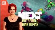 NEXTTV 015: Гост: Интервю с Виктория