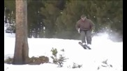 Джобен ски влек Skizee