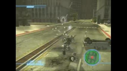 Transformers Битката На Джаз