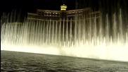 Това не се вижда всеки ден - Bellagio Hotel Fountain display Las Vegas Hd