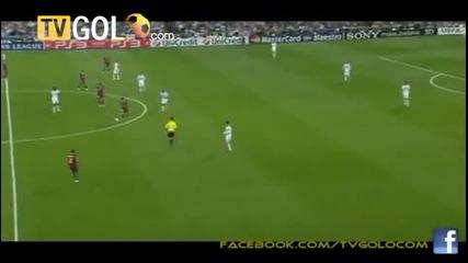 Real Madrid vs Barcelona 0-2 (27.04.2011)semi Final Champions League