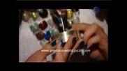 Дневник Пловдив - Преслава получава подаръка си от сем. Преславови и звезда от Теди
