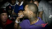 Game Brings Purp & Patron To Hollywood