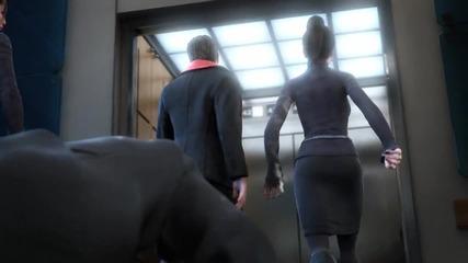 Saints Row The Third Играта ще залага на свръх бутафорният геймплей. Този трейлър го дока