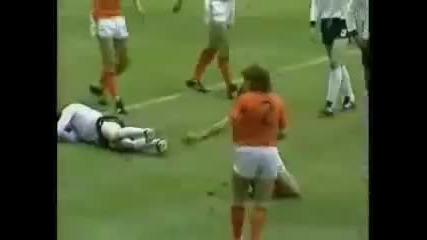 1974 Германия - Холандия 2:1 финал