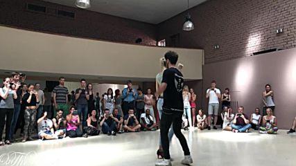 Jean Louis Love You Ronie Saleh Liene Urban Kiz Dance