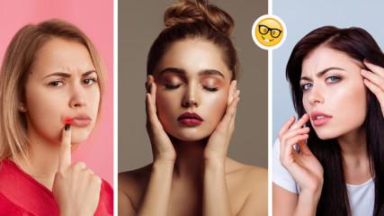 Какво казват устните за здравето ни? 5 състояния, за които да внимавате