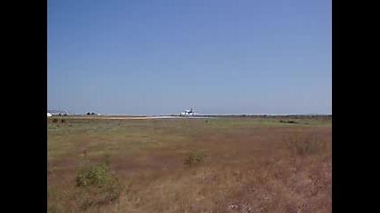 Kolavia Tu - 154m @ Varna Airport