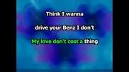 Karaoke Jennifer Lopez - Love Dont Cost A Thing - Dvdrip Xvid 2001
