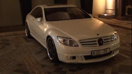 Mercedes Cl 600 Brabus Tuning