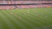 Уелс - Англия 0 - 2 Бент гол
