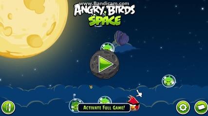 Angrybirdsspace gameplay !