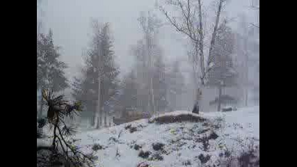 Изкачване С Джип В Снега