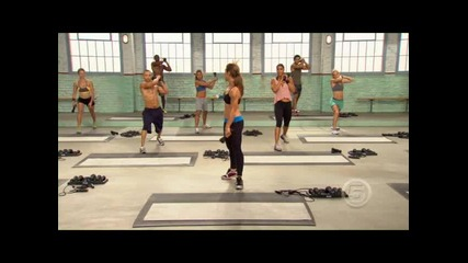 Jillian Michaels - Body Revolution: Workout 5 for Phase 2