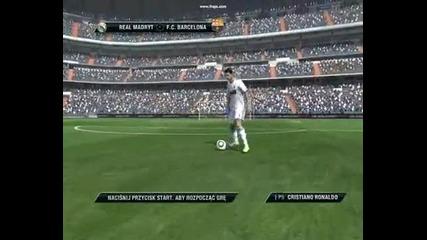 Fifa 11 Cristiano Ronaldo Freestyle