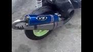 Honda Dio Zx Af28 125cc