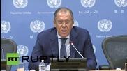 """САЩ: """"Русия няма да напада там, където не е поканена"""" - Лавров"""