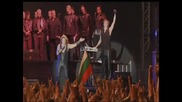 Manowar - The Crown & The Ring (metal Version) live Bulgaria