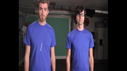 Война с тениски (видео от снимки)