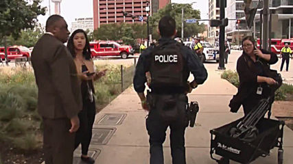 USA: Gunman shot dead by police in Dallas courthouse shootout