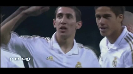 Angel Di Maria All Goals Assists Skills 2012 Hd