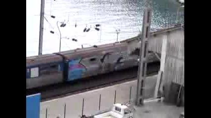 Графити На Влак