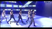 Infinite - Be Mine ~ Inkigayo (07.08.11)
