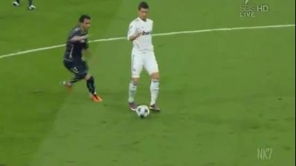 Cristiano Ronaldo Vs. Neymar *2012*
