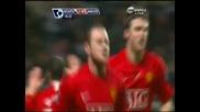 04.03 Нюкасъл - Манчестър Юнайтед 1:2 Уейн Руни Супер Гол