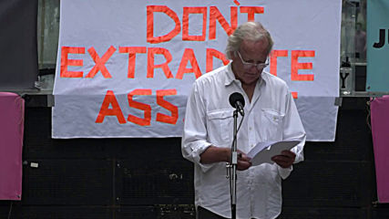 Australia: Famous academics and journalists join Assange supporters at Sydney rally