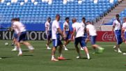 Russia: 'Those who prepare better, play better' - Russian team gears up for Uruguay