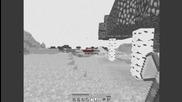 Minecraft server 1.4.4 alone again !! enchanting
