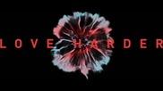 Nano - Love Harder (Lyric Video) (Оfficial video)