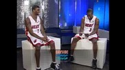 Dorell Wright Hot Seat - Miami Heat