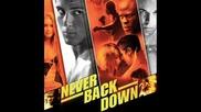 Never Back Down Soundtrack