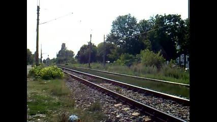 "Бвзр 1623 ""пловдив"" начело с локомотив 44 081"