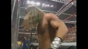 Bad Blood 1997 Shawn Michaels Vs Undertaker Hell in a Cell 1/2