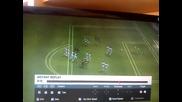 Не всеки ден се вижда такава атака ( Fifa 14 )